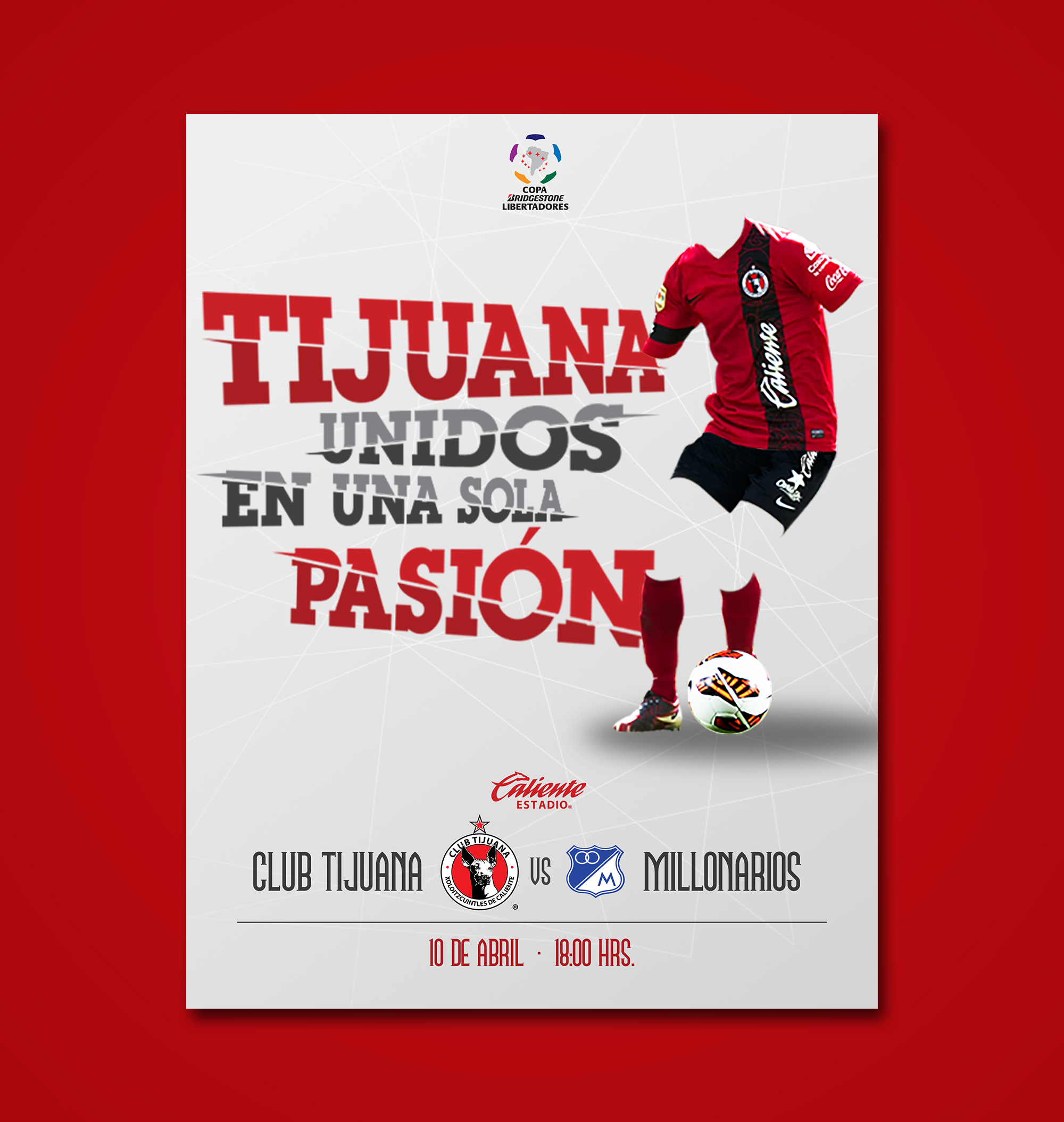 raniev-rod-alvarez-diseño-gráfico-queretaro-club-tijuana-4-vs-millonarios