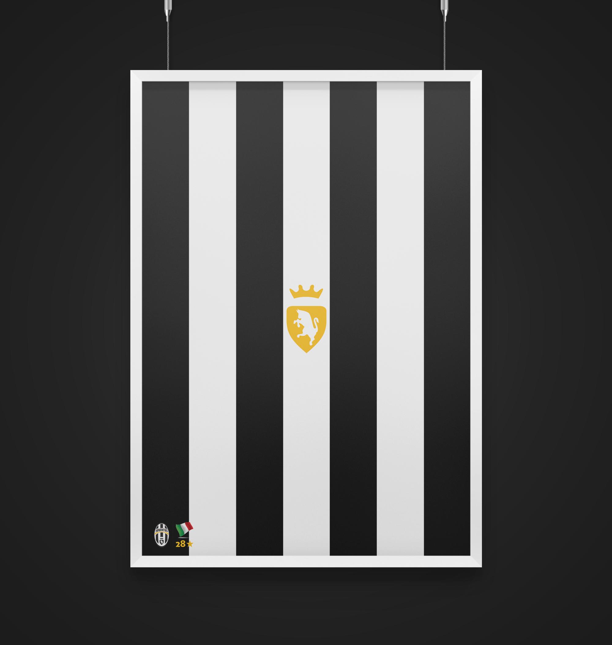 raniev-rod-alvarez-diseño-gráfico-queretaro-poster-minimalist-champions-4-juve
